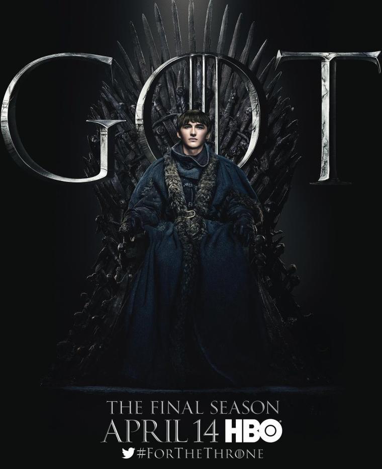 """Game of Thrones""-Staffel 8: Bran Stark"