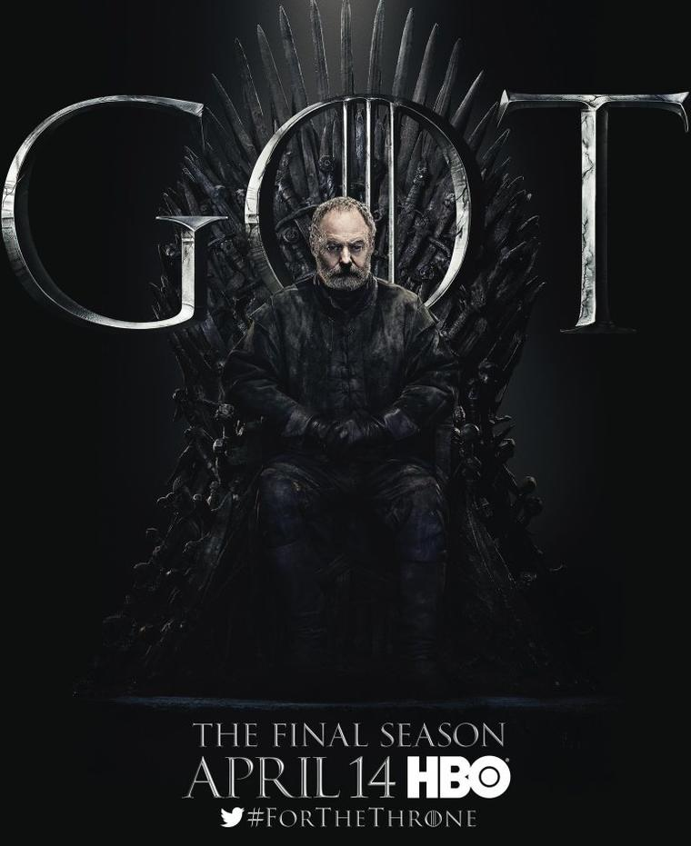 """Game of Thrones""-Staffel 8: Ser Davos"