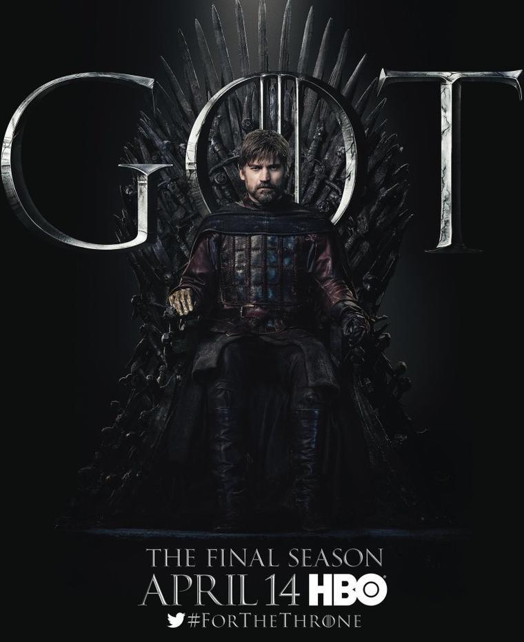 """Game of Thrones""-Staffel 8: Jamie Lannister"