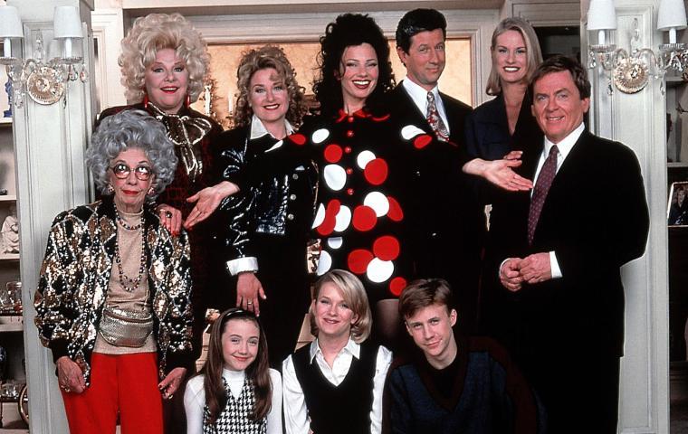 """""""Die Nanny"""": Große Reunion der Stars!"""