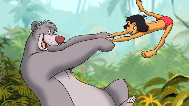 """""""Das Dschungelbuch"""" ist der letzte Film, den Walt Disney noch persönlich betreute. Nach seiner Fertigstellung verstarb Disney."""