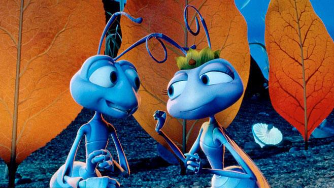 """Für """"Das große Krabbeln"""" wurden Ameisen mit winzigen Kameras intensiv beobachtet. Trotzdem haben sie im Film nur vier Gliedmaßen statt sechs."""