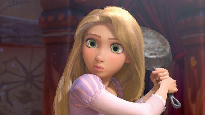 """""""Rapunzel - Neu verföhnt"""" ist der erste Märchenfilm aus dem Hause Disney, der nicht mit handgezeichneter Animation, sondern per Computertechnik zum Leben erweckt wurde."""