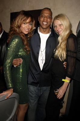 Beyoncé, Jay-Z, Gwyneth Paltrow