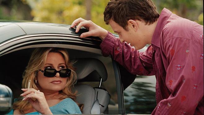 "Szene aus ""American Pie"" mit Jennifer Coolidge"