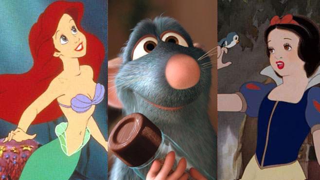 16 Fakten zu Disney-Figuren!
