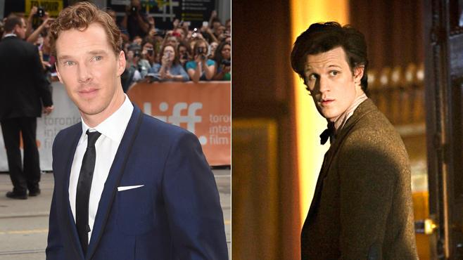 Benedict Cumberbatch, Dr. Who