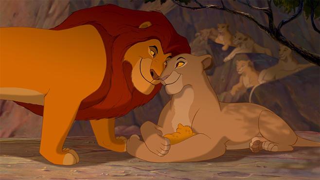 """Disneys """"König der Löwen"""""""