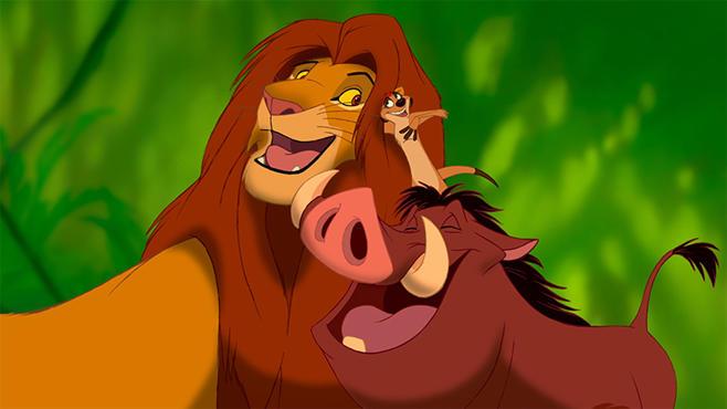 """Disney's """"König der Löwen"""""""