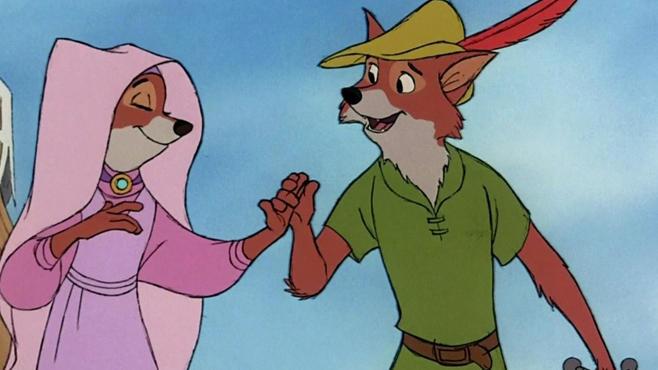 Disney, Robin Hood