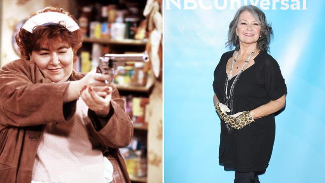 Roseanne Barr Heute