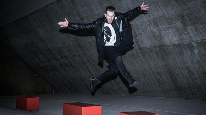 Dennis Jauch, Secret Dancer