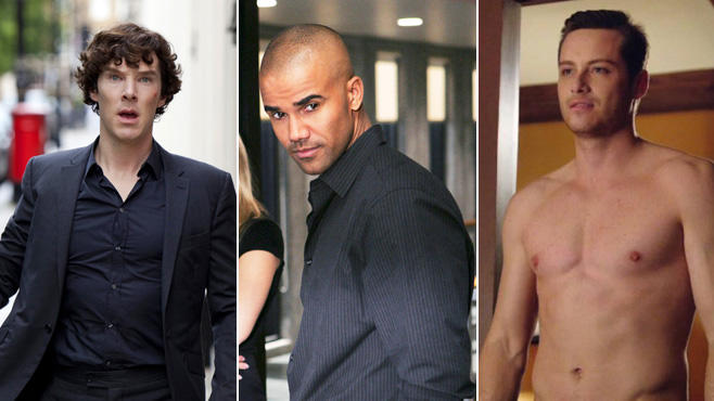 Benedict Cumberbatch, Shemar Moore, Jesse Lee Soffer