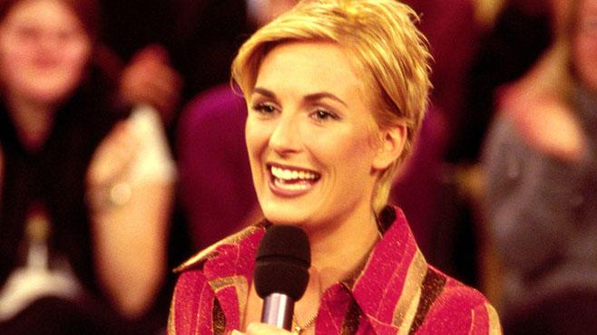 Britt Hagedorn Talkshowmaster