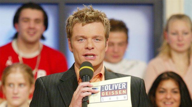 Olli Geißen Talkshowmaster