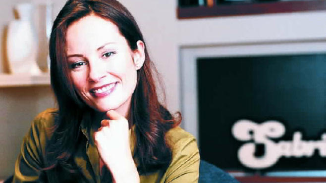 Sabrina Staubitz Talkshowmaster