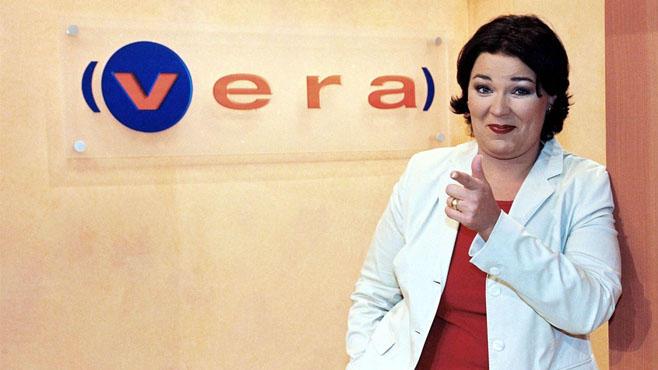 Vera Int-Veen Talkshowmaster
