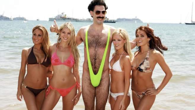 """PFINGSTSONNTAG 21.55 Uhr, RTL II, """"Borat"""" - Frech und derb, aber auch sehr witzig"""