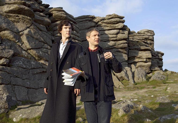 "PFINGSTSONNTAG 21:45 Uhr, ARD, ""Sherlock: Die Hunde von Baskerville"" - Packend & spaßig: großartige Episode"