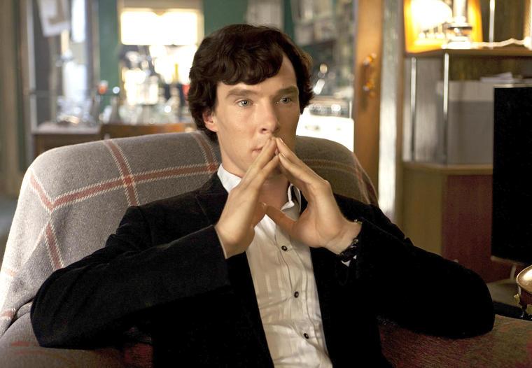 """PFINGSTMONTAG 21:45 Uhr, ARD, """"Sherlock: Der Reichenbachfall"""" - Dzekk der Superhirne, spannend und clever"""