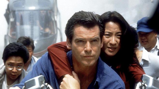 James Bond - Der Morgen stirbt nie, 3.12., 20.15 Uhr, ARD: Knallharte Agenten-Action mit Pierce Brosnan!
