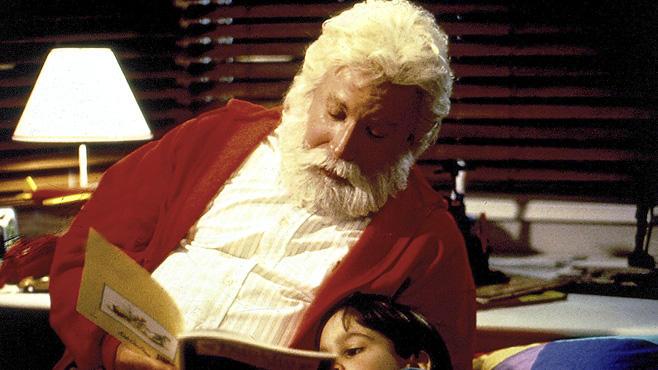 Santa Clause - Eine schöne Bescherung, 22.12., 20:15 Uhr, VOX: Tim Allen wird zum Weihnachtsmann und bekommt mächtig viel zutun.