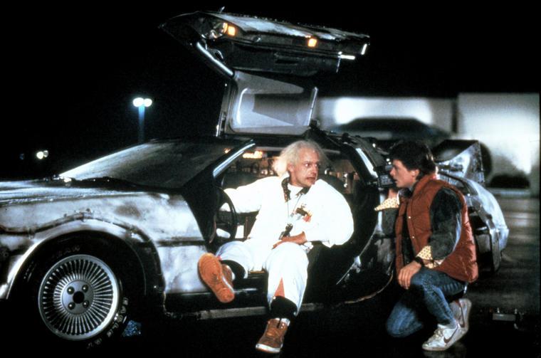 Platz 27: Wenn Michael J. Fox wirklich in der Zeit zurück reisen könnte, würde e