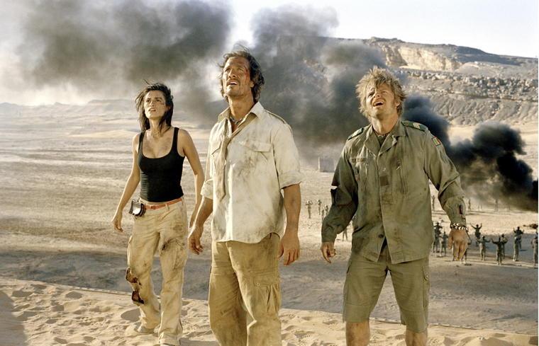"""""""Sahara - Abenteuer in der Wüste"""" (2005)"""