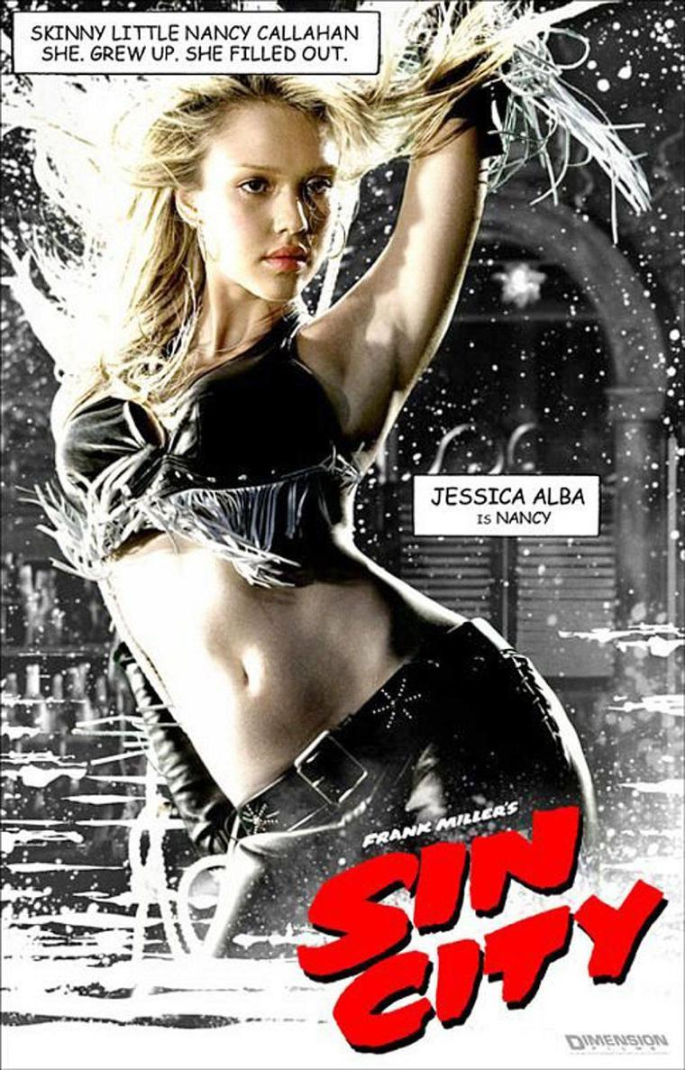 "KARFREITAG 6.4., 23:00 Uhr, PRO7: ""Sin City - Recut & Extended"" - Cooler & optisch fulminanter Höllentrip"