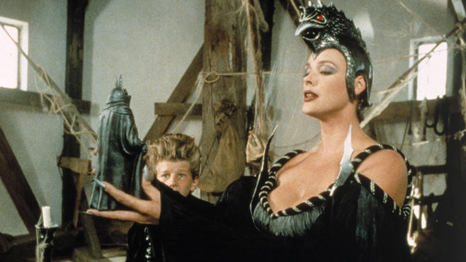 Brigitte Nielsen, Fantaghiro