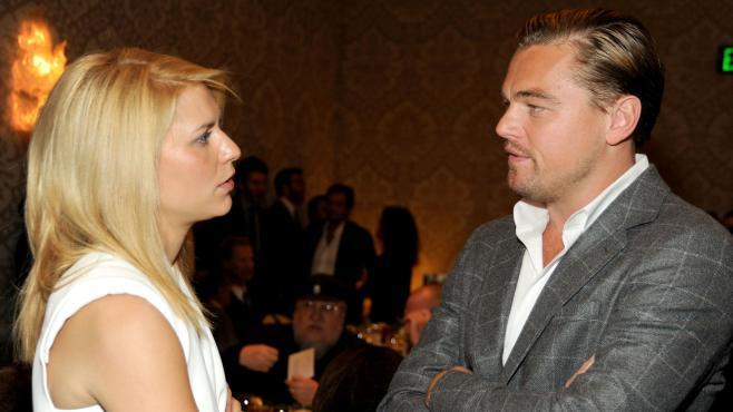 Claire Danes Leonardo DiCaprio