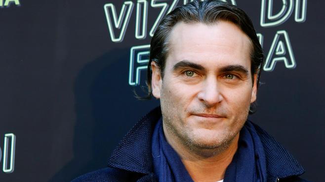 Joaquin Phoenix 2015