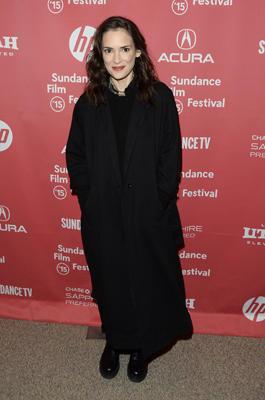 Winona Ryder 2015