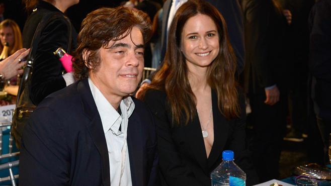 Benicio del Toro ist sichtlich gealtert.