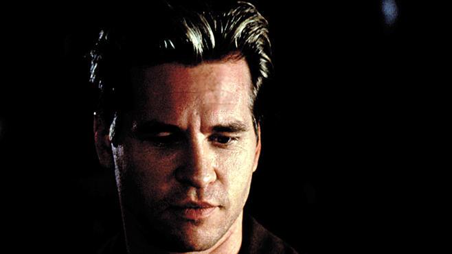 Val Kilmer in einer Filmrolle.