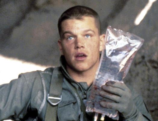 Matt Damon Mut zur Wahrheit