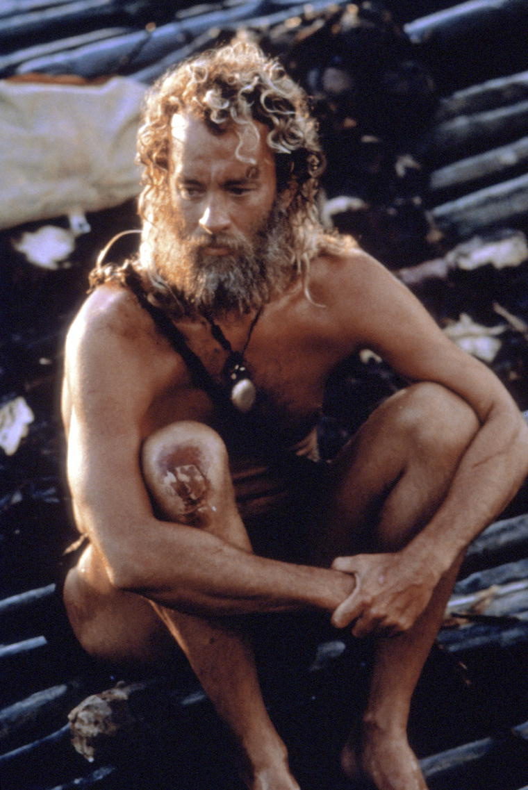 Tom Hanks Cast Away Verschollen