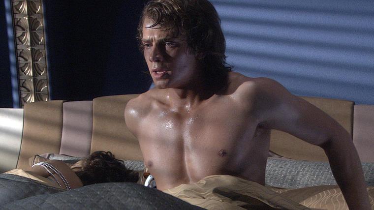 Hayden Christensen Star Wars Rache der Sith