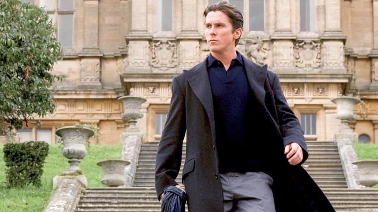 Christian Bale Batman Begins