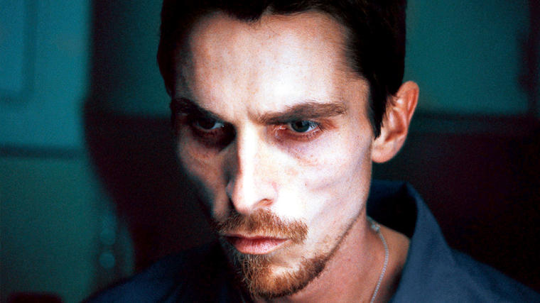 Christian Bale Maschinist