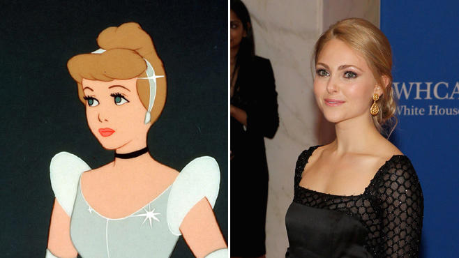 Cinderella, Anna Sophia Robb