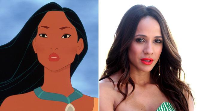 Pocahontas, Dania Ramirez