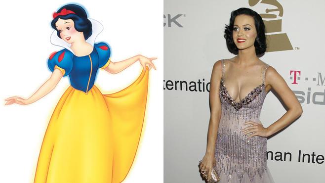 Schneewittchen, Katy Perry