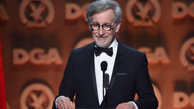 Steven Spielberg 2015