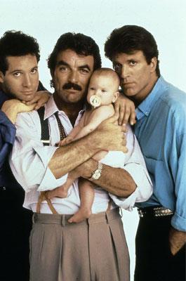 Film-Mythen: Noch drei Männer, noch ein Baby