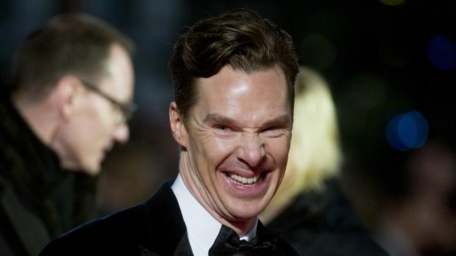 Benedict Cumberbatch Smaug