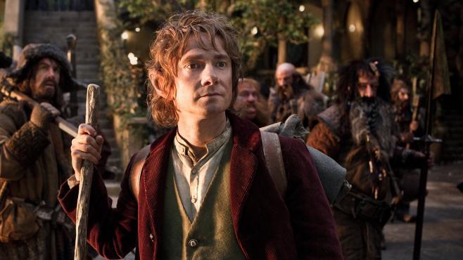 Füße Hobbit