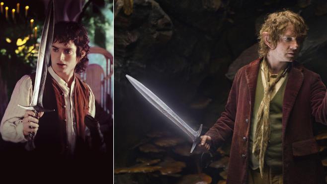 Frodo Bilbo Stich