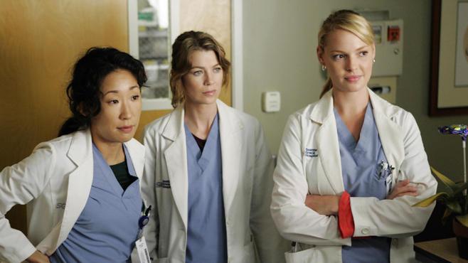 Szene aus Grey's Anatomy