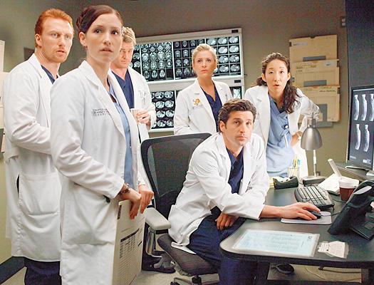 Alles über Grey's Anatomy